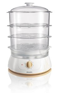 Philips HD9120 900 W, 220-240 MB/s, 50/60 Hz, 312 x 228 x 450 mm, 2300 g - Vaporera Hogar